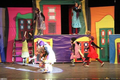 اینجا میعادگاه تئاتر کودک و نوجوان