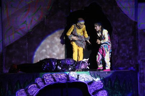 تئاتر کودک؛ از تعلیم تا اکتشاف