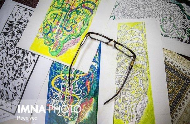 نمایش آثار کارگاه «مهر سلیمان» در دهه فجر