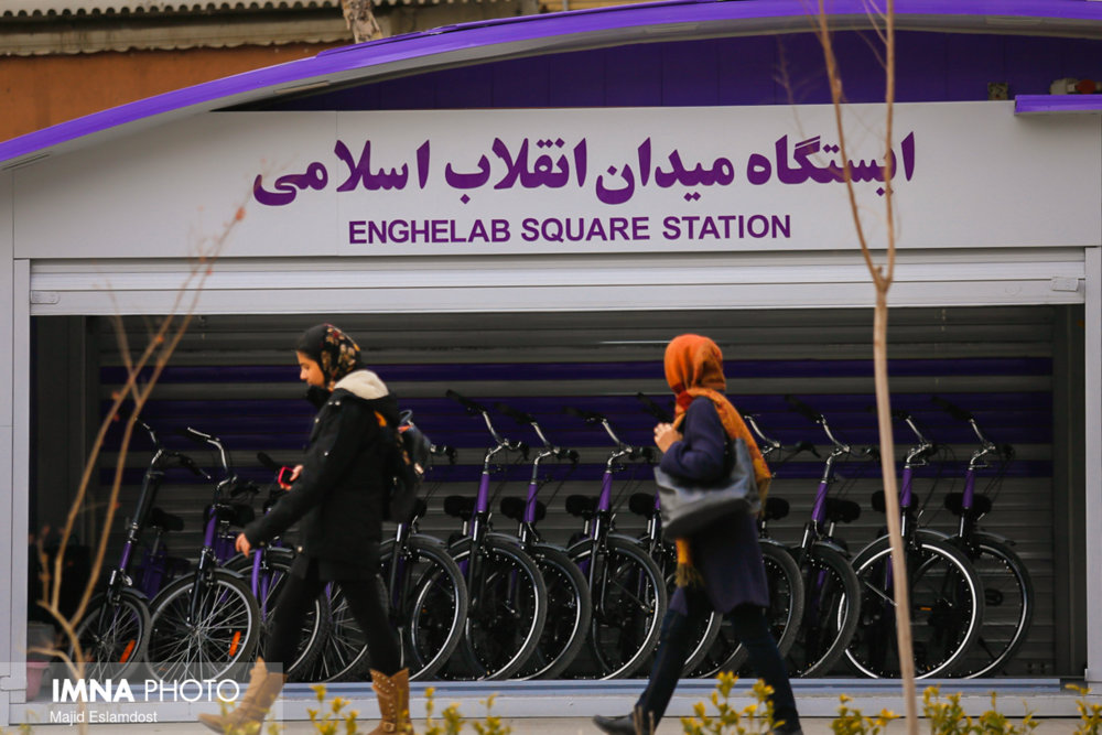 ممنوعیت دوچرخه سواری بانوان قانونی است؟