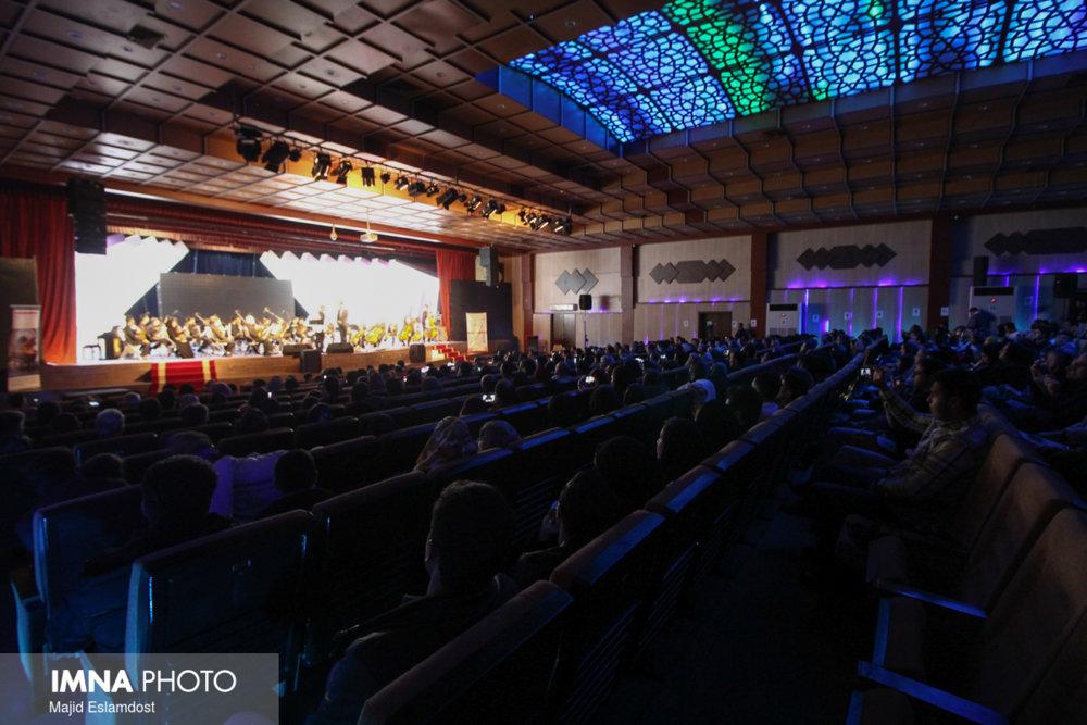 کنسرتهای صحنهای از سر گرفته میشود