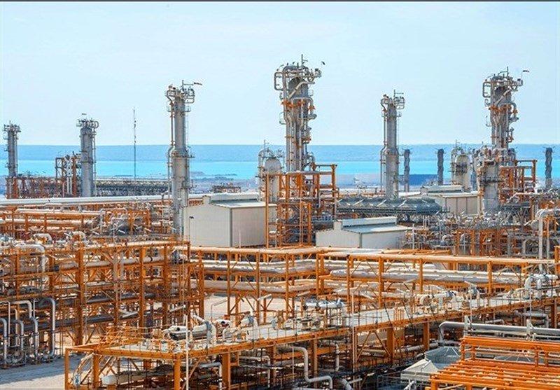سهم ۸۲ درصدی تولید گاز در پارس جنوبی