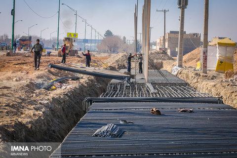 شتاب پروژههای عمرانی اصفهان بیش از پیش شده است