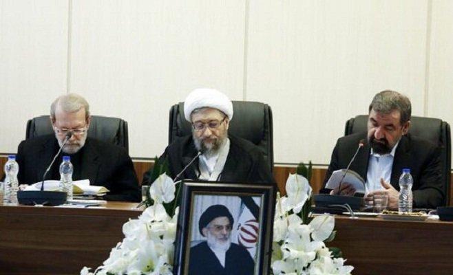 اولین جلسه مجمع به ریاست آیتالله آملی لاریجانی برگزار شد