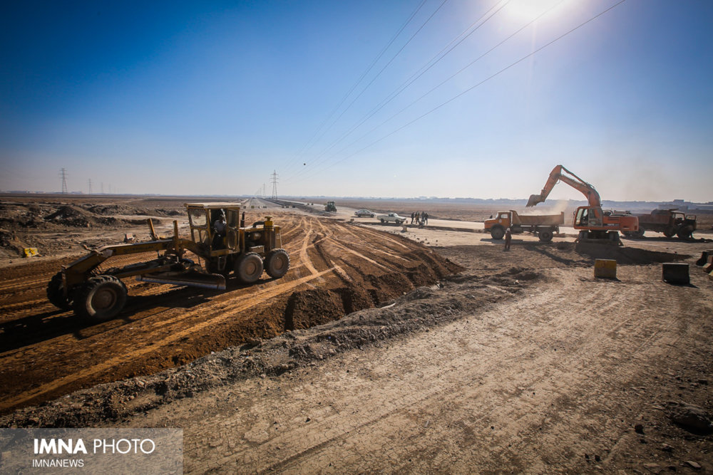 اختصاص ۵۵۰ میلیارد تومان اعتبار به پروژه حلقه حفاظتی شهر