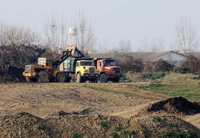 افزایش پروندههای دادگستری با دیوارکشی زمینهای کشاورزی