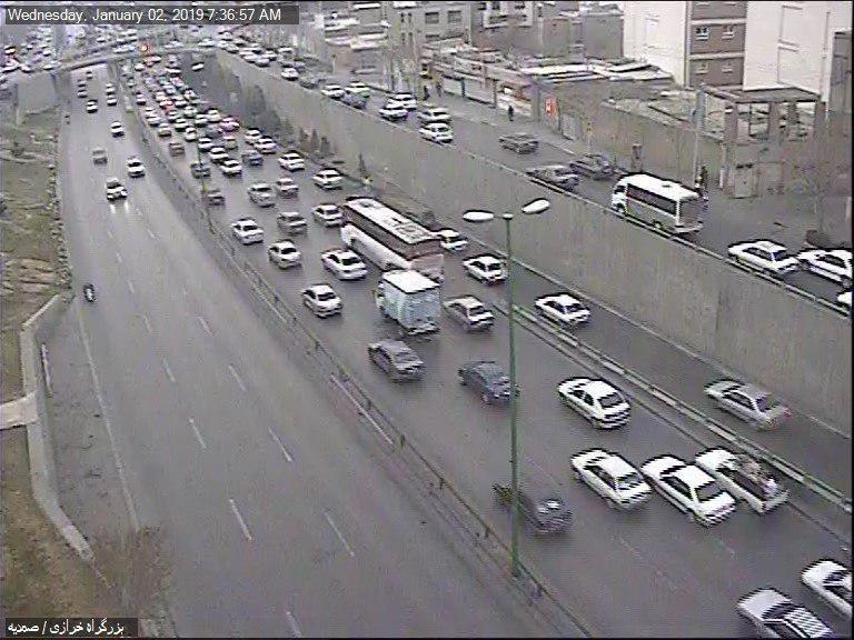 کاهش ترافیک در گرو توسعه اتوبوسرانی