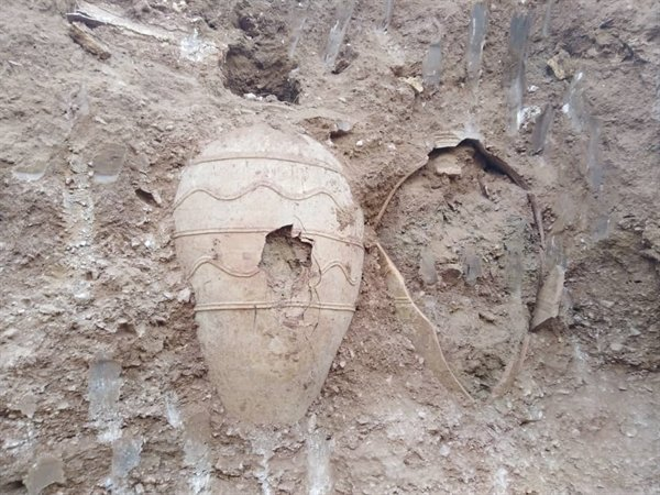 Two historical vats discovered in Rey County