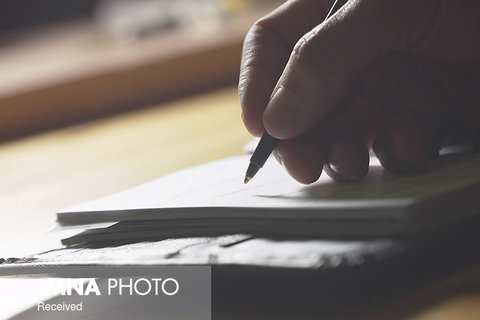 از آثار فاخر نویسندگان قزوینی حمایت میکنیم