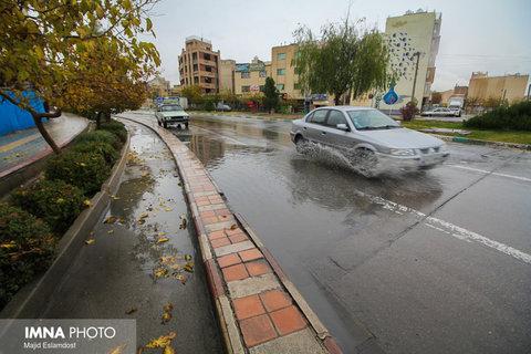 هیچ گونه انسداد معابر و آبگرفتگی در سطح شهر مشهد گزارش نشد