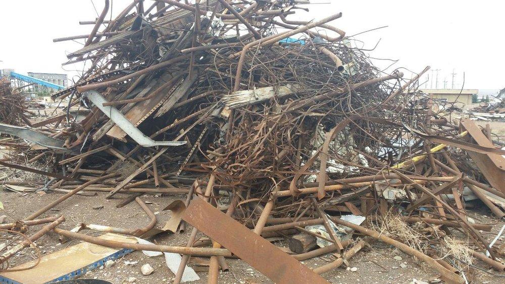 پلمب مراکز غیرمجاز تفکیک پسماند در فردیس