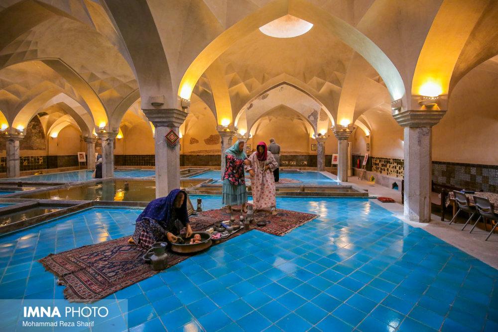 حمام تاریخی رهنان