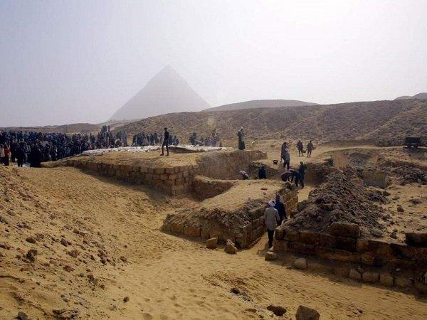 اکتشافات عجیب و گسترده مصری ها برای احیای گردشگری