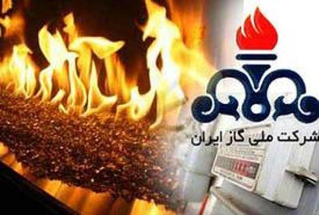 تولید روزانه گاز در ایران افزایش پیدا کرده است
