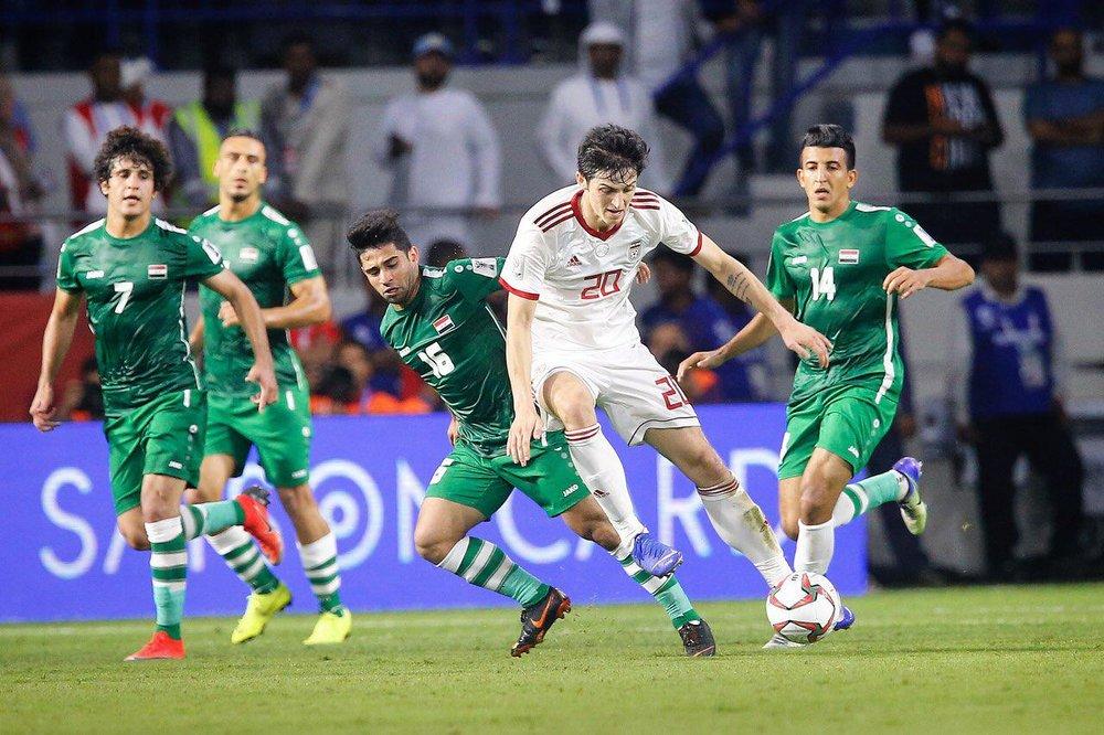 ایران به دنبال شکستن طلسم عراق با هفدهمین پیروزی+ جدول