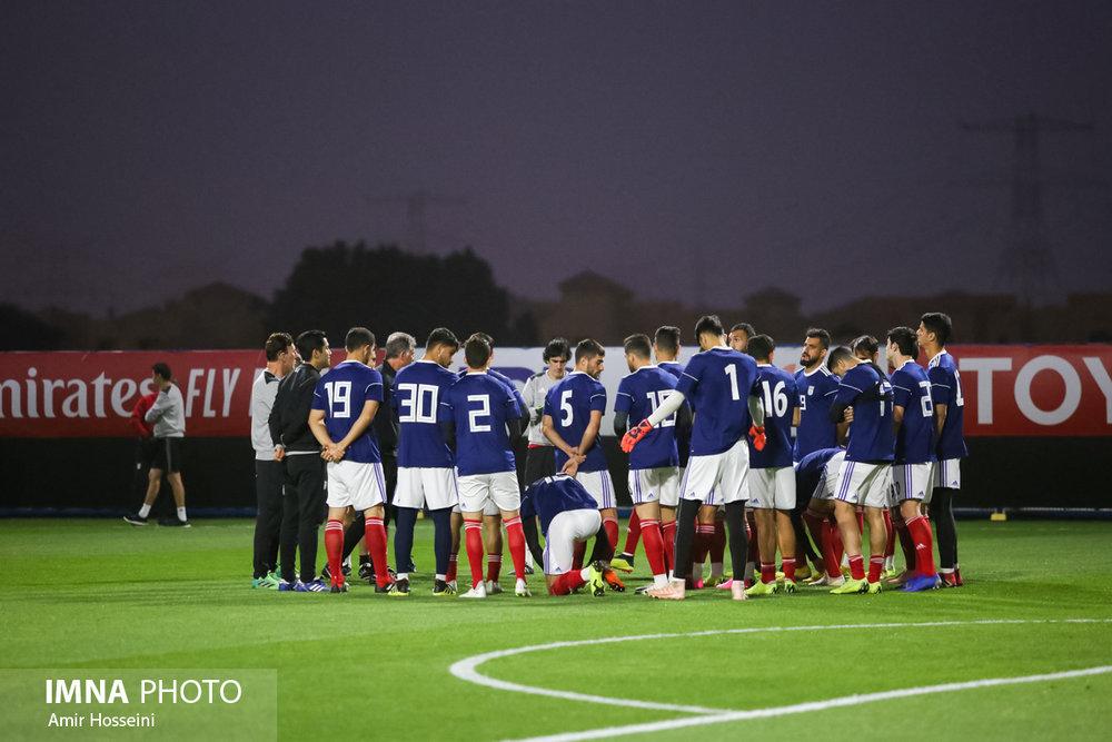 ترکیب احتمالی تیم ملی برابر عراق