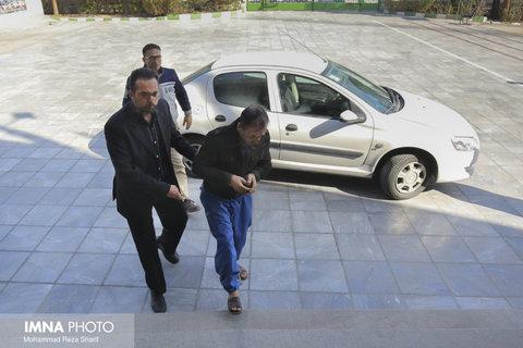 دستگیری راوی فیلم درگیری پمپ بنزین رشت