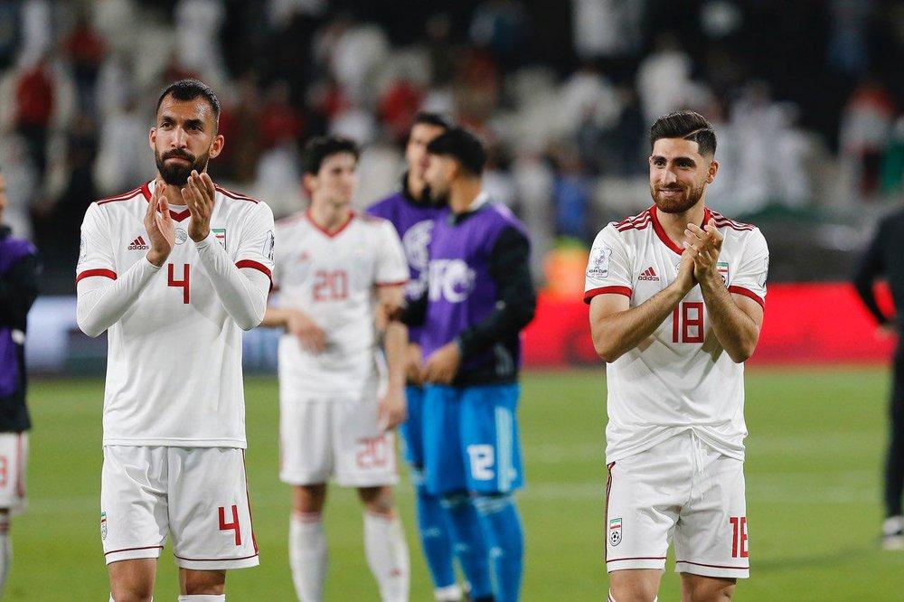جهانبخش بهترین بازیکن زمین مقابل عمان  شد