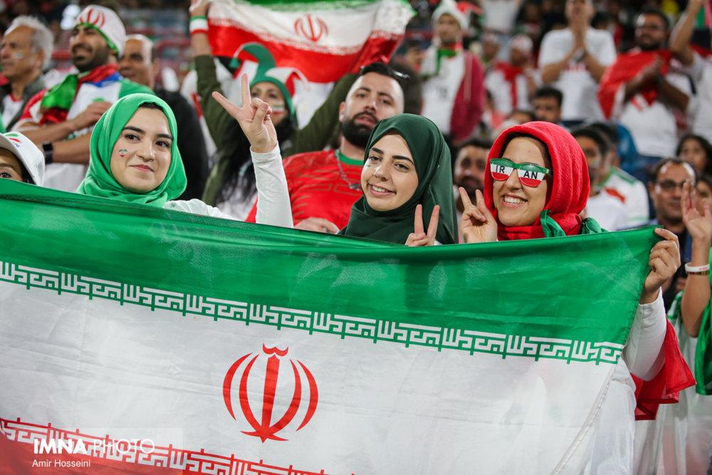 حواشی دیدار تیم های ایران و عمان