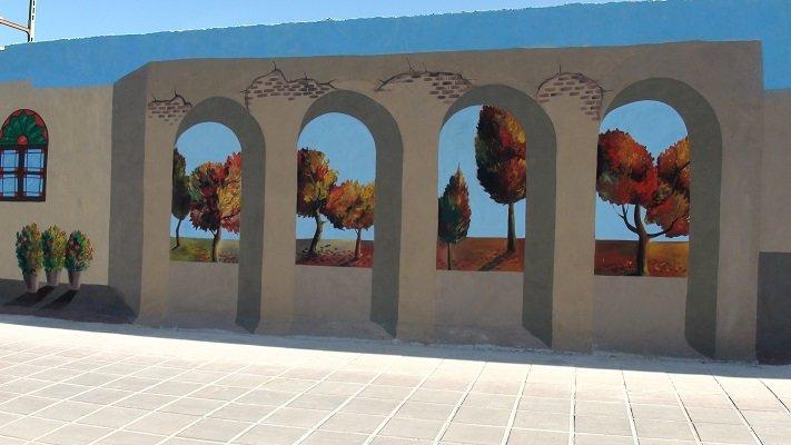 پای هنر به خیابانهای شهر باز میشود