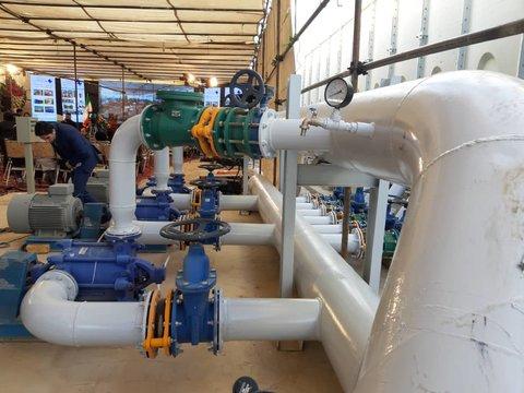 جایگزینی آبهای زیر زمینی با خروجی تصفیه خانه ششم تهران