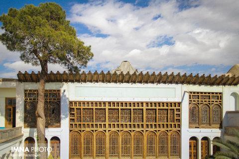 خانه مشیر الملک اصفهان