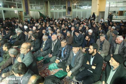 نماز عبادی سیاسی جمعه رهنان