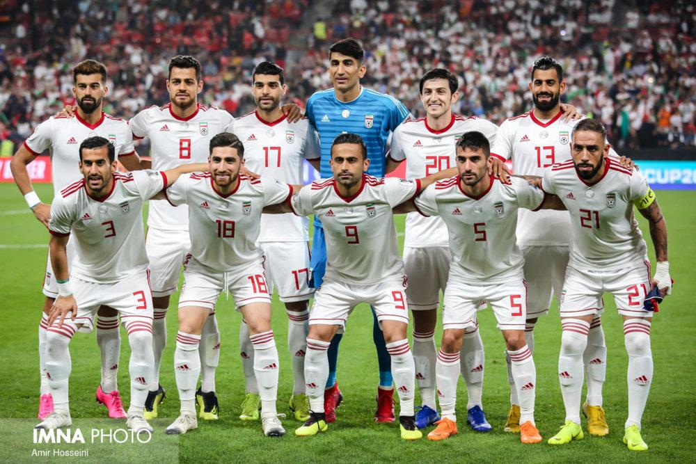 نمرات بازیکنان تیم ملی فوتبال ایران بعد از پیروزی مقابل چین