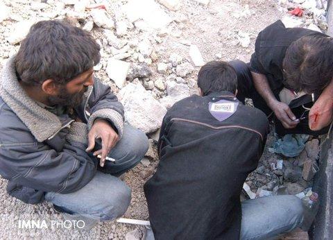 دستگیری ۱۴۰۰ معتاد متجاهر در اصفهان/کشفیات ۱۱ درصد افزایش داشت