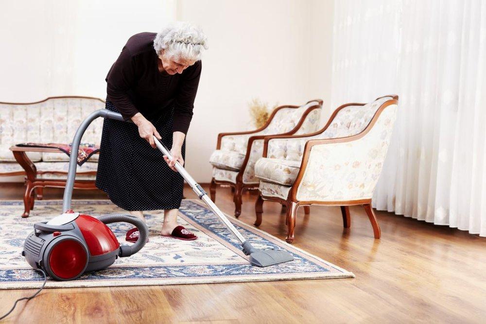 کاهش خطر آلزایمر در سالمندان با انجام کارهای منزل