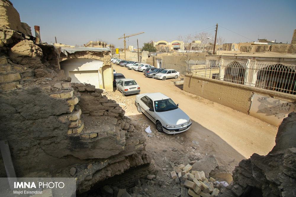 ۵۳۰ میلیارد ریال پروژه عمرانی در بافت ناکارآمد شهر اصفهان