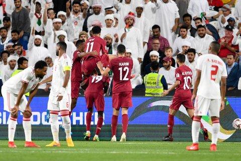شاهکار تاریخی قطر با حذف میزبان و صعود به فینال