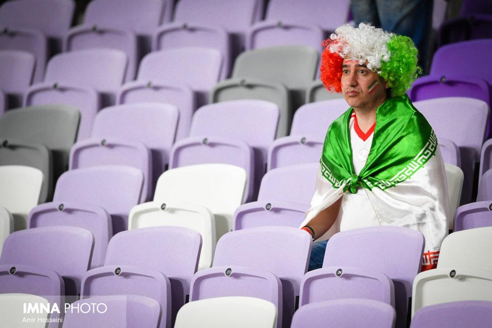 حواشی دیدار تیم های ملی ایران و ژاپن