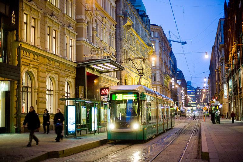 اتخاذ رویکردهای پایدار در شهرهای اروپایی