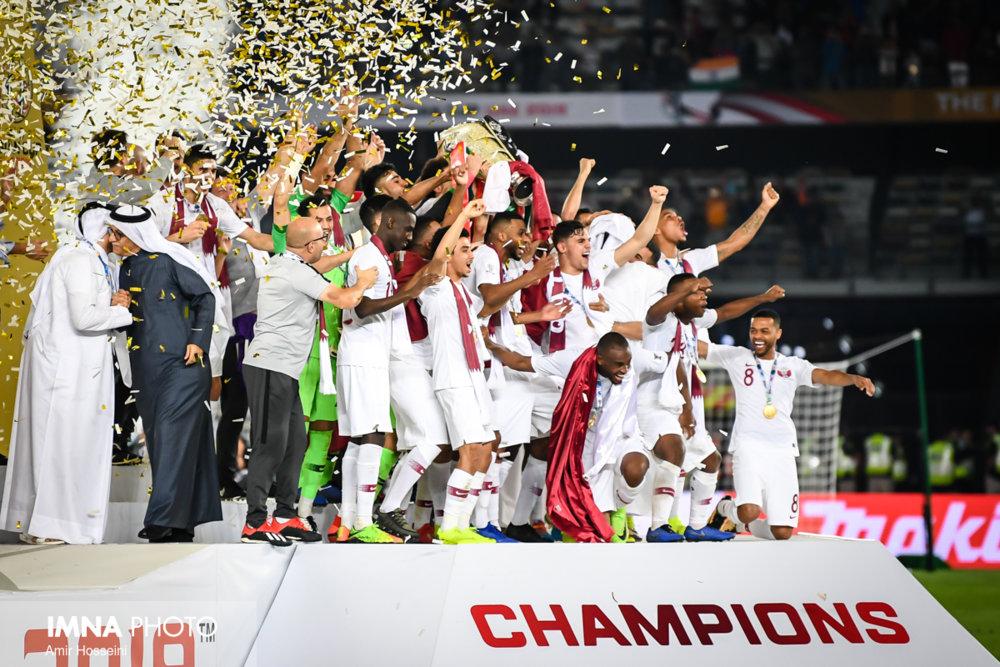 دیدار نهایی جام ملت های آسیا ۲۰۱۹