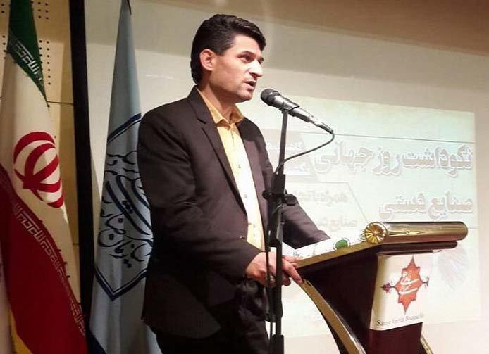 سمیرم رتبه سوم استانی را در حوزه صنایع دستی دارد