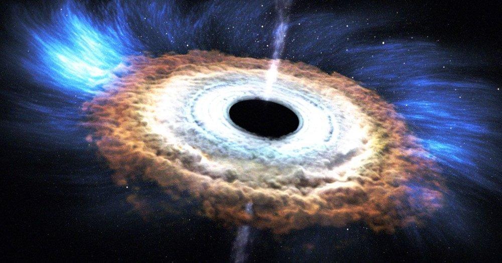 کشف یک سیاهچاله سرگردان در کهکشان راه شیری