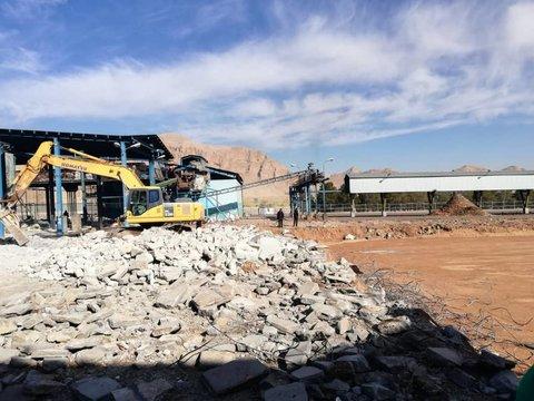 مدیریت پسماند ساختمانی از تولید تا دفن