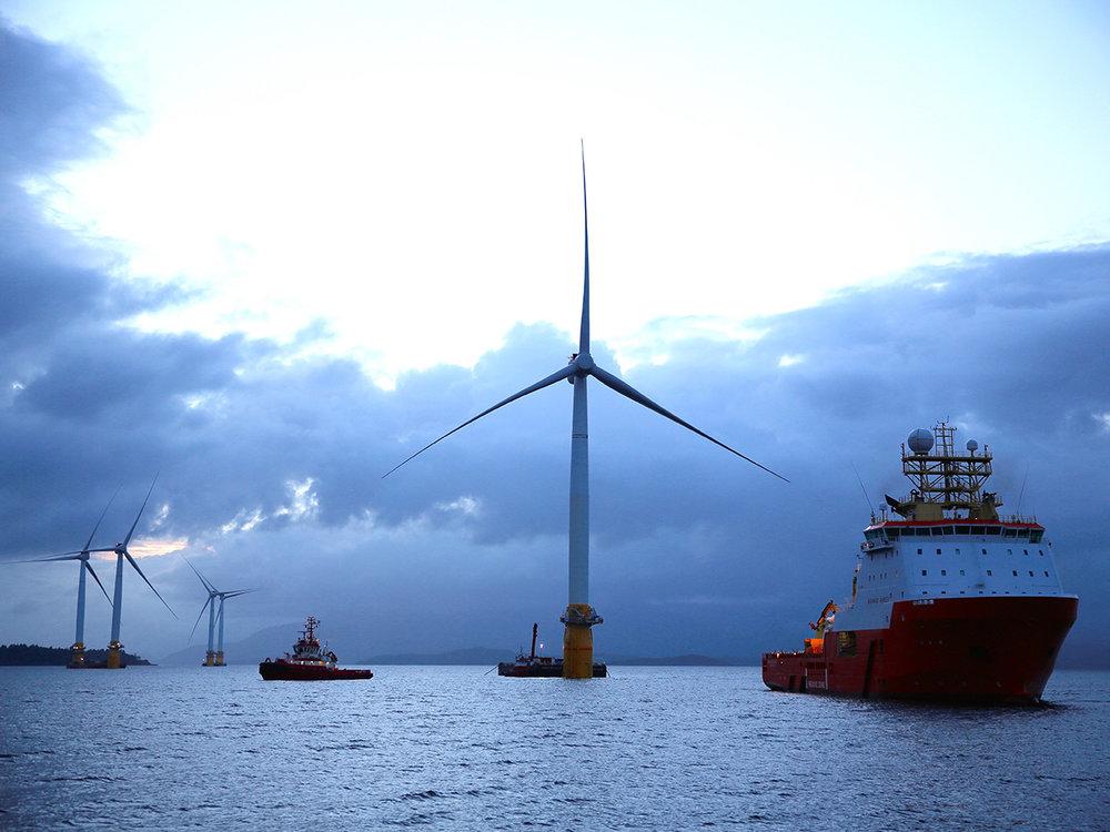 ابر قدرت انرژی باد در جهان را بشناسید