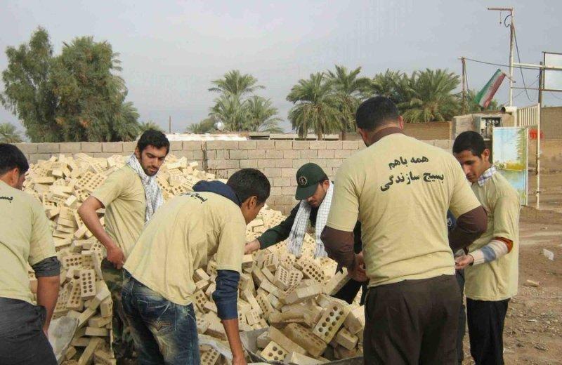 اجرای۱۳۶ پروژه محرومیتزدایی توسط سپاه اصفهان/مشارکت خیّران در ساخت ۹۶ پروژه