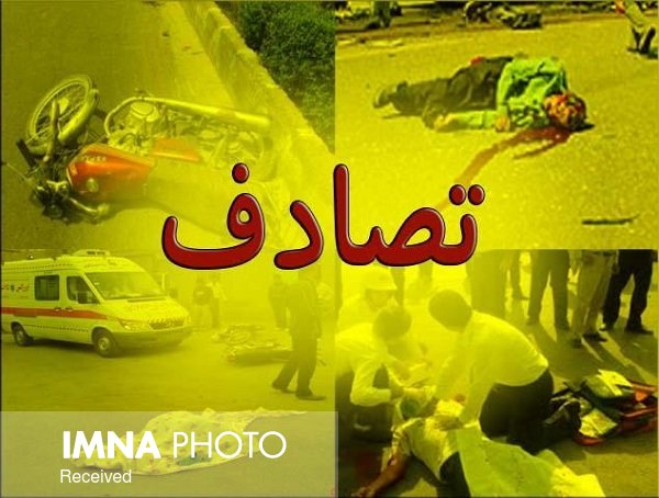 ۸ کشته و ۲ زخمی در یک تصادف در جنوب سیستان و بلوچستان