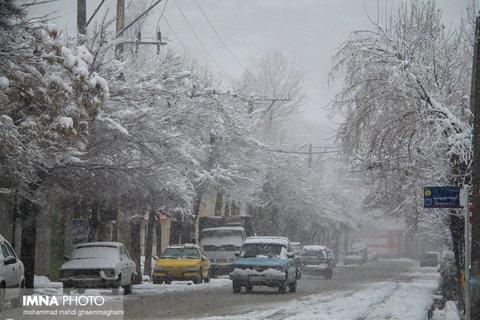 بارش برف و باران طی ۵ روز آینده در برخی نقاط کشور