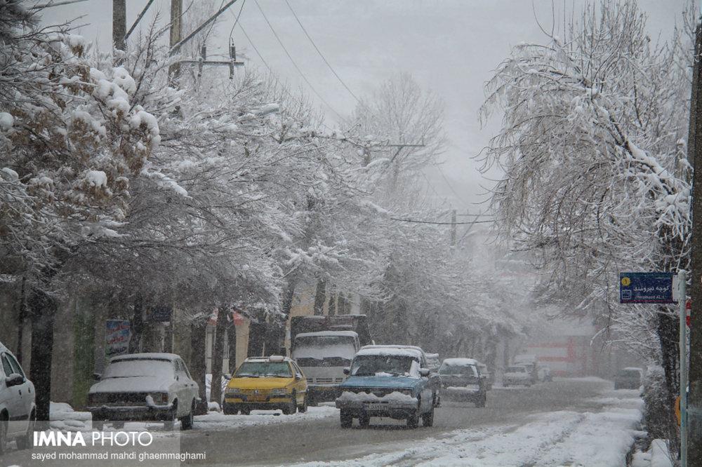 رانندگی در کدام محورهای اصفهان خطرناک است