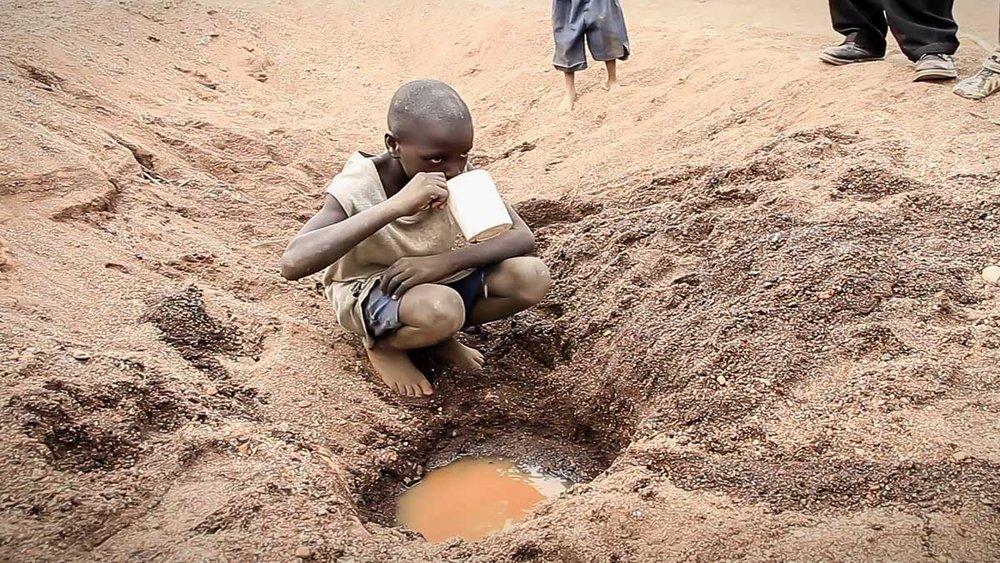 آفریقا با خشکسالی مبارزه میکند
