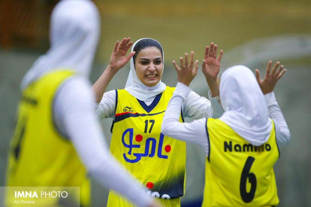 نامی نو به دنبال سومین برد متوالی در اصفهان