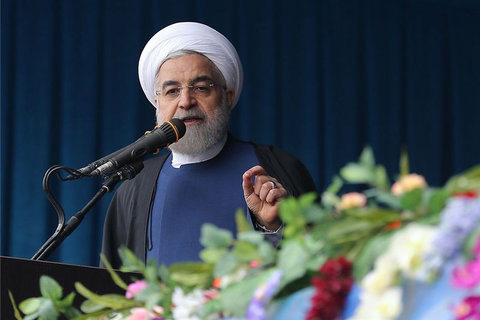 روحانی: برخی در گوششان پنبه است، مدام میگویند از مذاکره چه سودی بردهایم؟