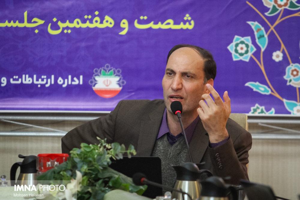 نصراصفهانی: اصفهان تمدنساز، پا در رکاب و رو به توسعه است