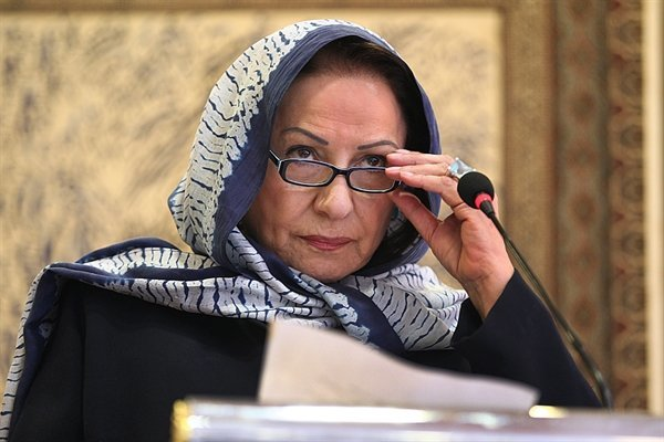 واکنش شهردار میبد به درگذشت غاده هیجاوی