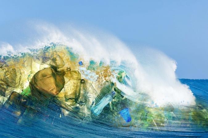روبات زبالهخوار به یاری اقیانوسها میآید!