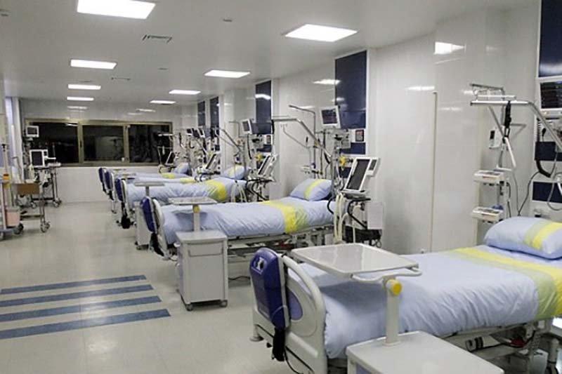 پیشرفت ۹۰ درصدی عملیات ساخت ICU گلپایگان